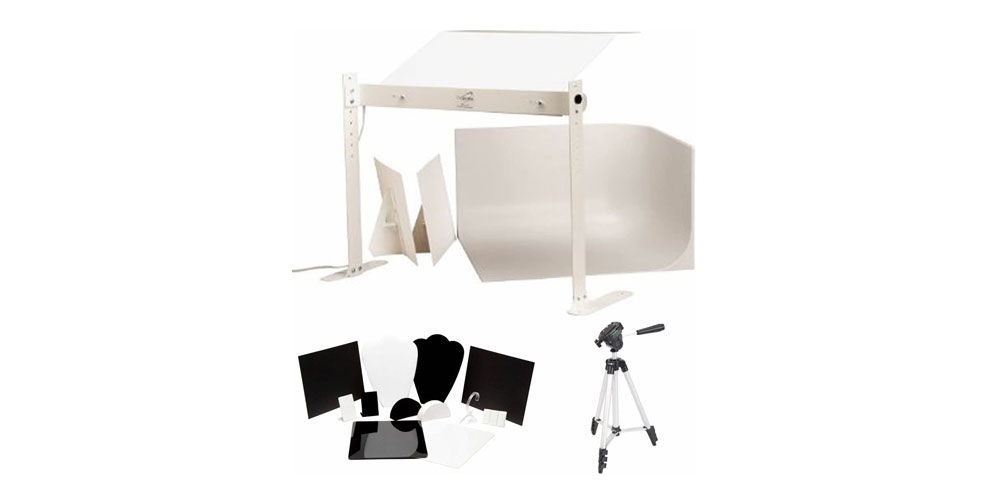 MyStudio MS20J Table Top Photo Studio Lightbox Image