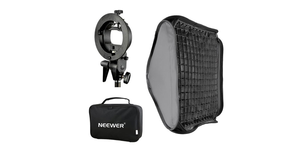 Neewer 24x24 inches Bowens Mount Softbox Image