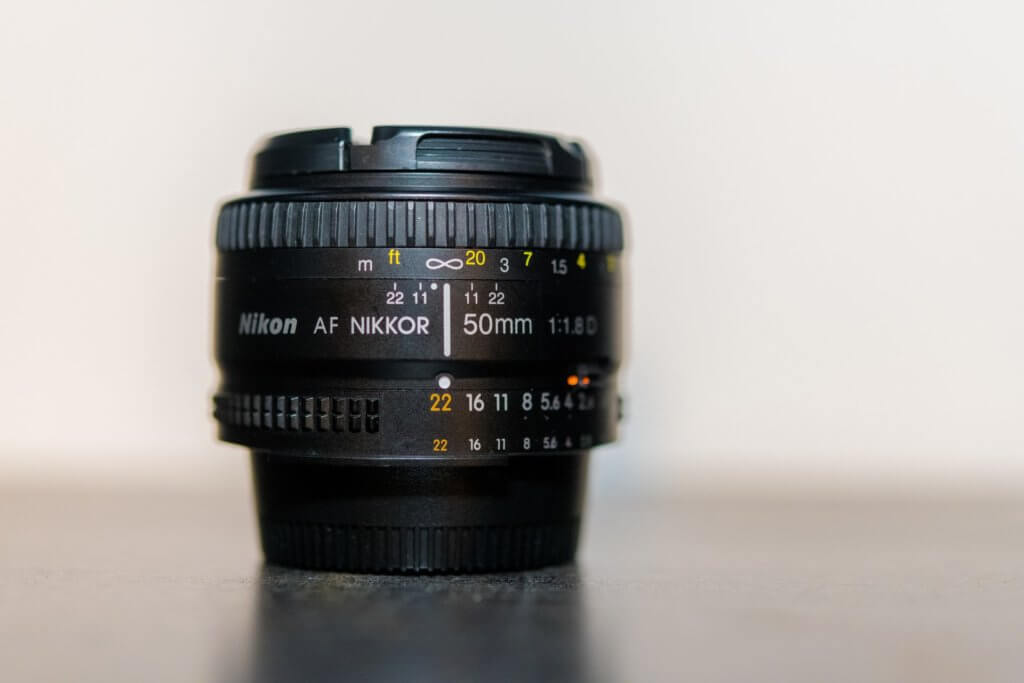 Nikon 50mm Lenses Images