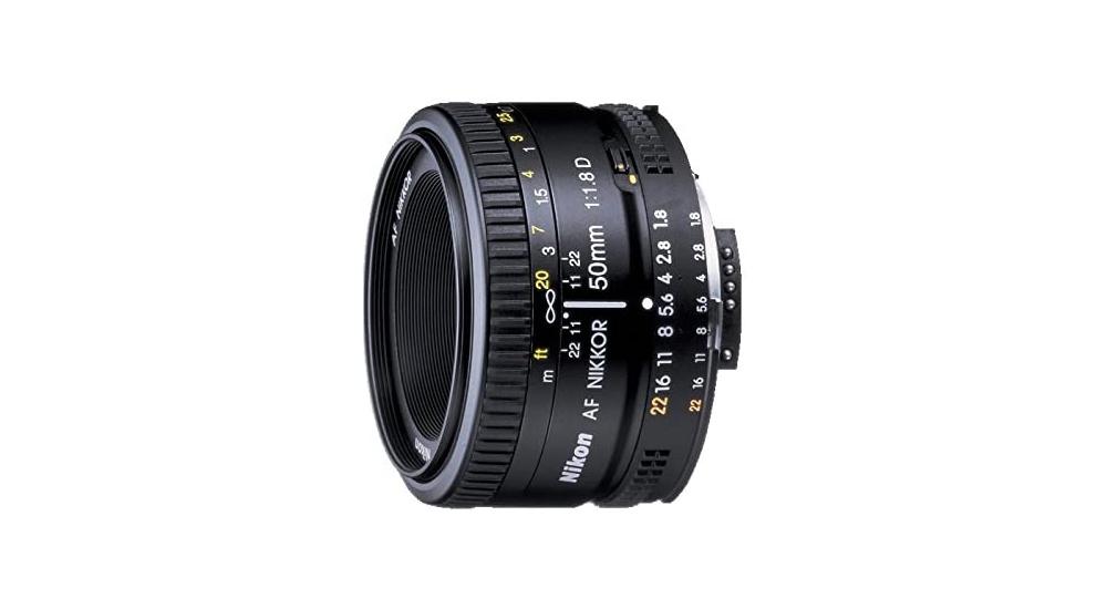 Nikon AF NIKKOR 50mm f/1.8D Image