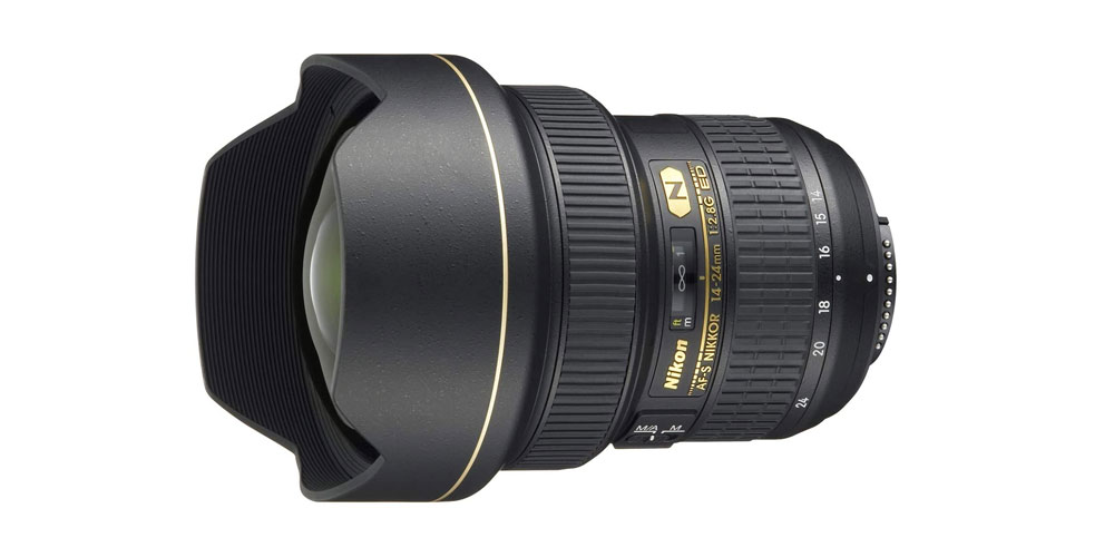 Nikon AF-S NIKKOR 14-24mm f/2.8G ED Image