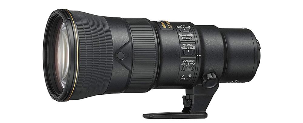 Nikon AF-S NIKKOR 500mm f/5.6E PF ED VR Image
