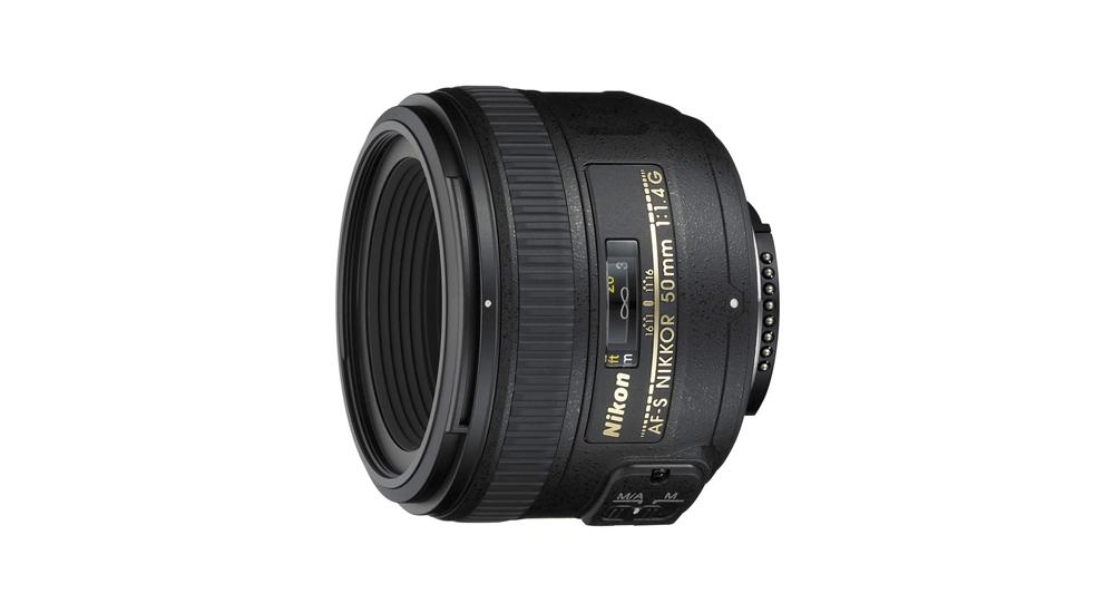 Nikon AF-S NIKKOR 50mm f/1.4G Image