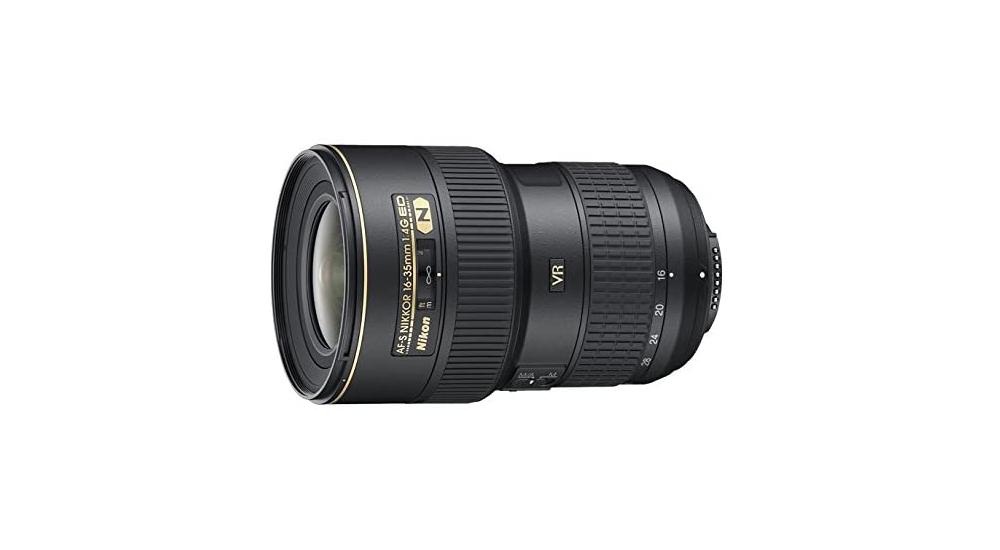Nikon NIKKOR 16-35mm AF-S f/4G ED VR Image