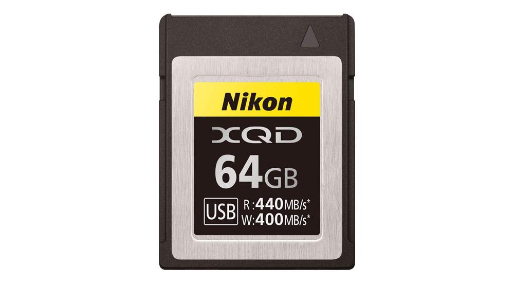 Nikon XQD Memory Card