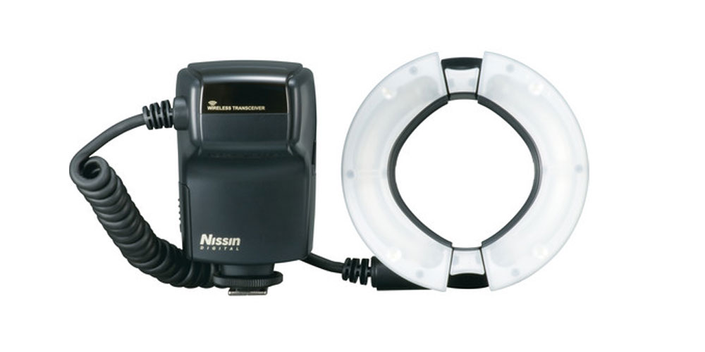 Nissin MF18 Macro Ring Flash Image