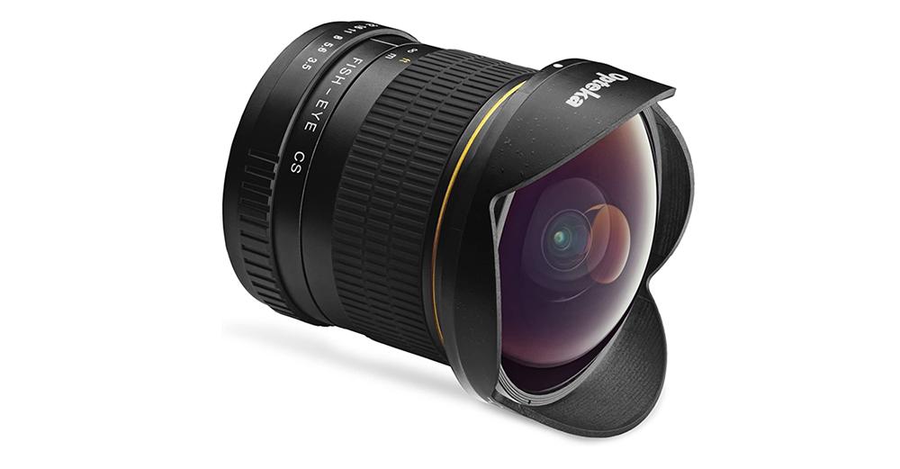 Opteka 6.5mm f/3.5 Fisheye Image