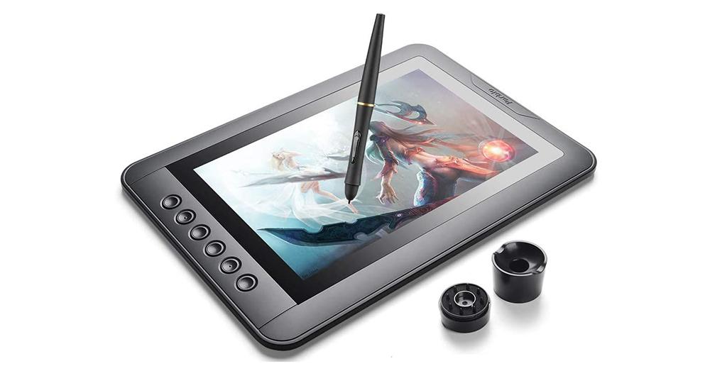 Cheap art graphics tablet: Parblo Mast10