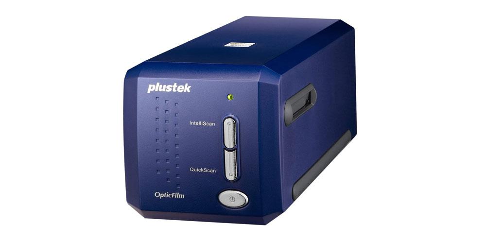 Plustek OpticFilm 8100 Image