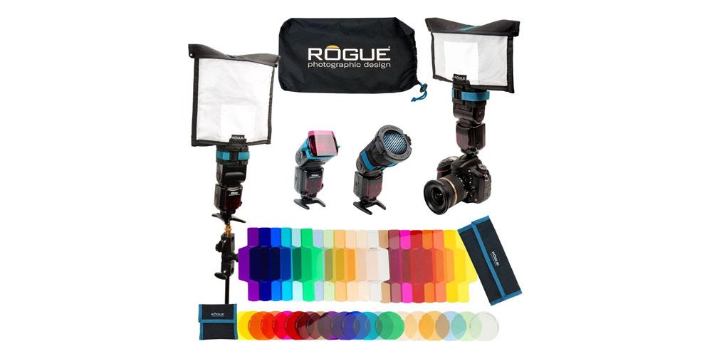 Rogue FlashBender 2 Portable Lighting Kit Image