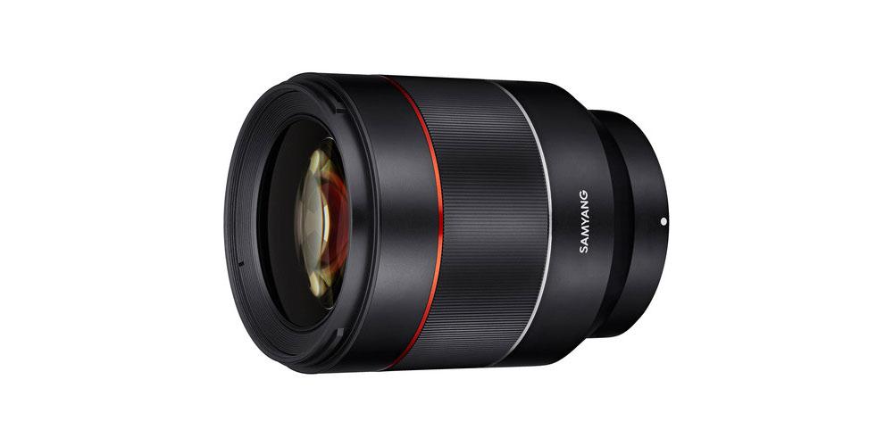 Samyang AF 50mm f/1.4 FE Image-1