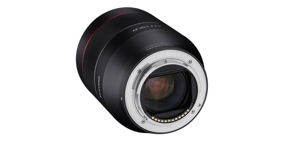 Samyang AF 50mm f/1.4 FE Image-2