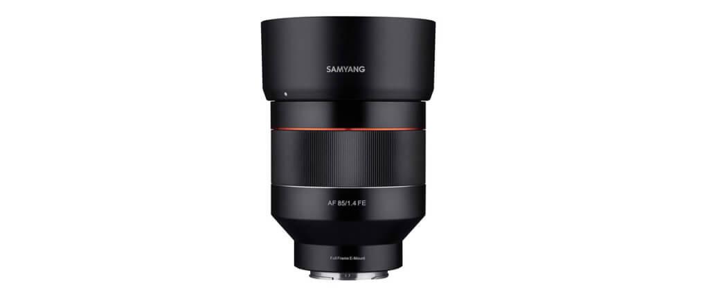 Samyang AF 85mm f/1.4 FE Image-1