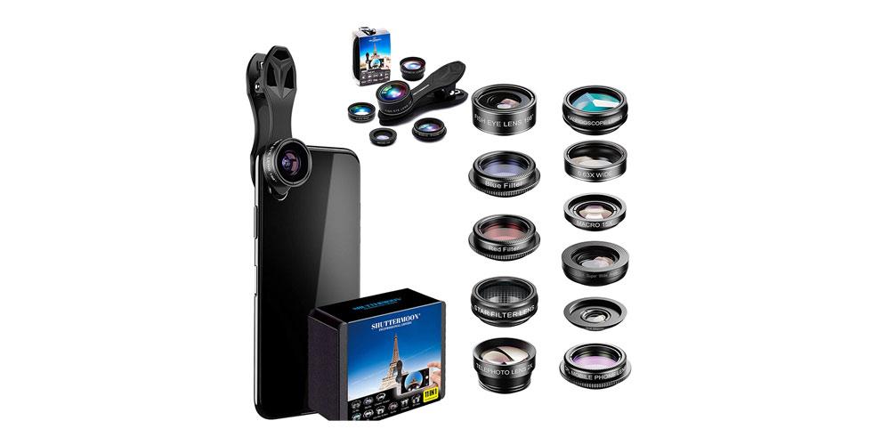 Shuttermoon Upgraded Phone Camera Lens Kit Image