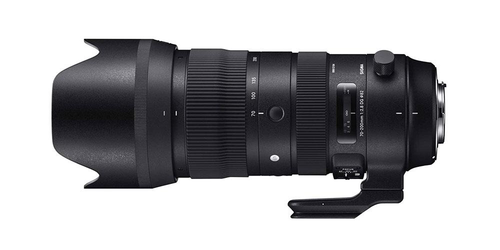 Sigma 70-200mm f/2.8 DG OS HSM Sport Image