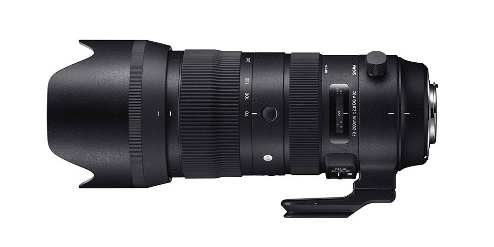 Sigma 70-200mm f/2.8 DG OS HSM Image