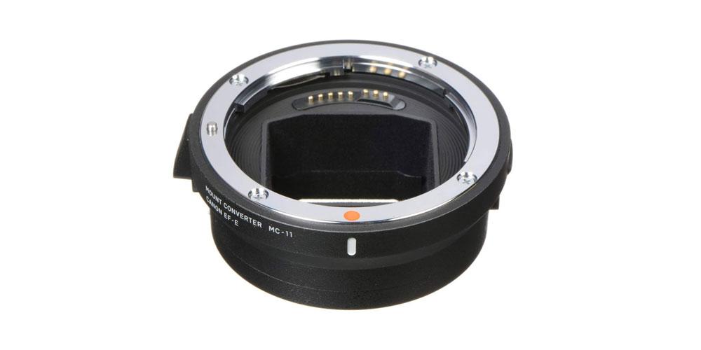 Sigma Mount Converter MC-11 Image