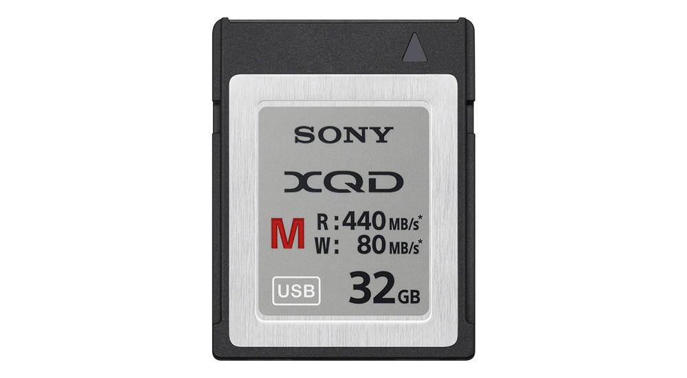 Sony XQD M Series Memory Card Image