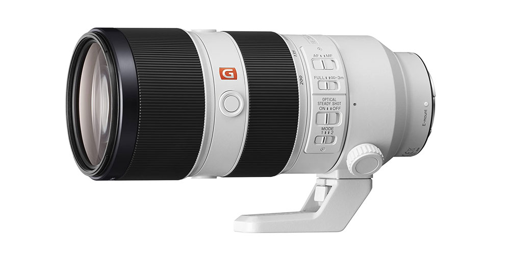 Sony FE 70-200mm f/2.8 GM OSS Image