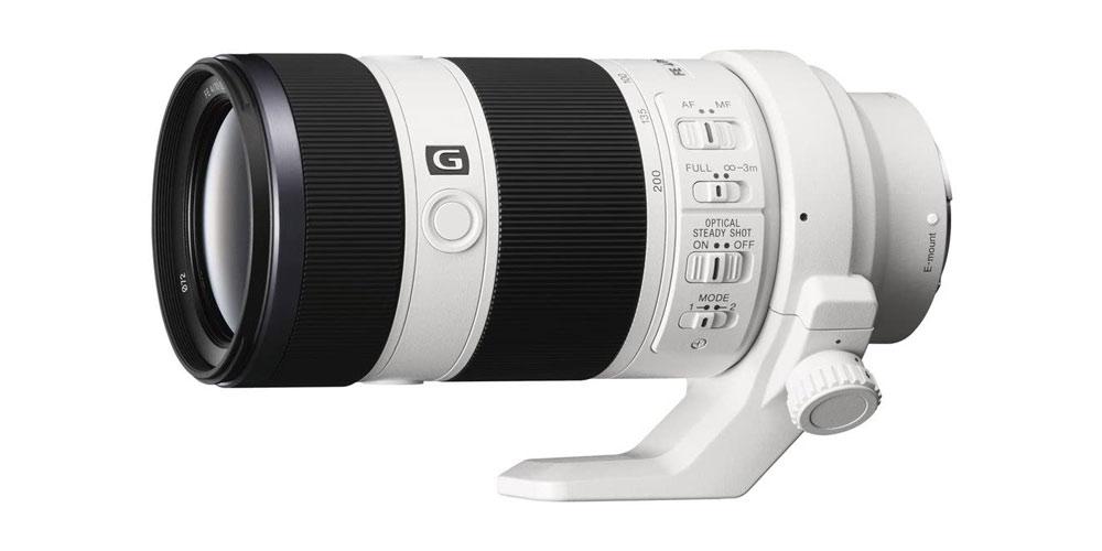 Sony FE 70-200mm f/4 G OSS Image