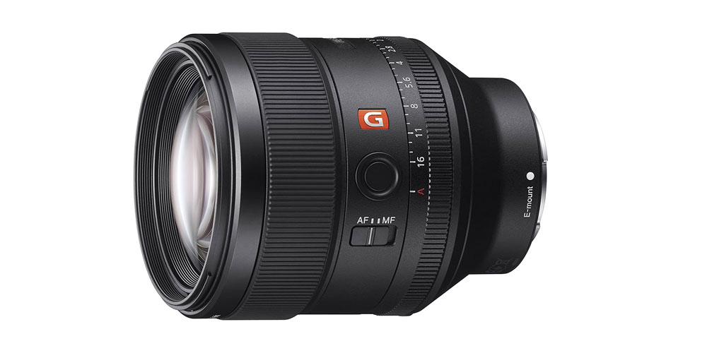 Sony FE 85mm f/1.4 GM Image