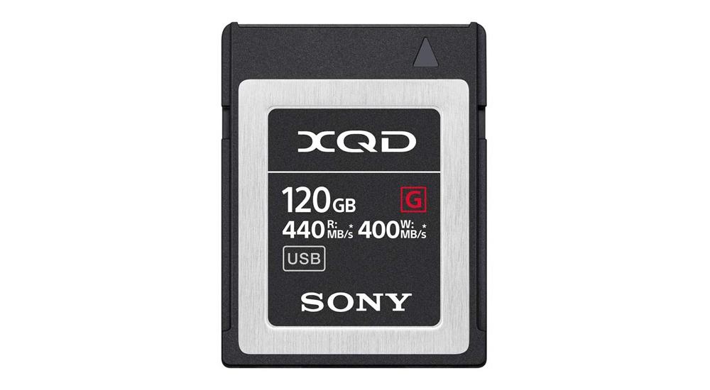 Sony XQD G Series Memory Card Image