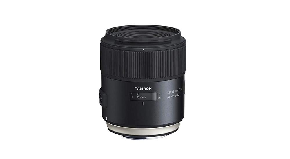 Tamron SP 45mm f1.8 Di VC USD Image