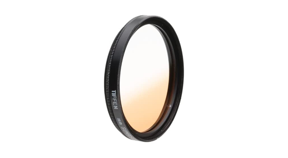 Tiffen 62mm Color-Grad Sunrise Graduated Filter Image