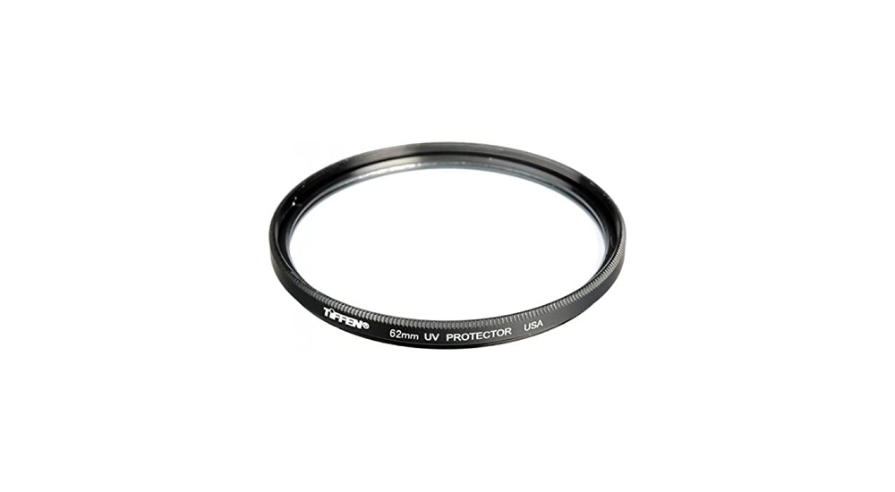Tiffen 62mm UV Protection Filter Image