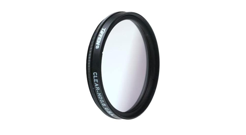 Tiffen 72mm Color Grad Neutral Density .6 Filter Image
