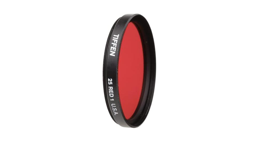 Tiffen Red #25 Screw-In Filter image