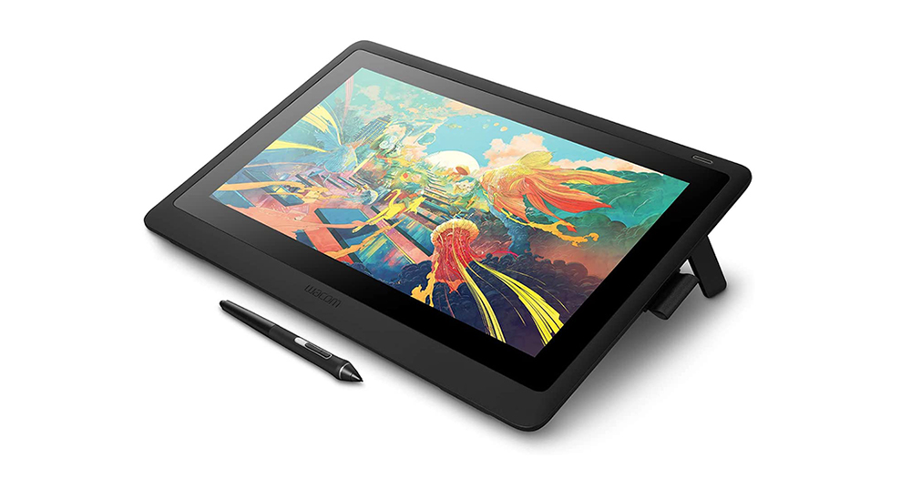 Cheap art graphics tablet: Wacom Cintiq 16