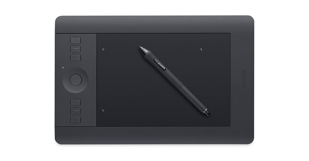Cheap art graphics tablet: Wacom Intuos Pro Small