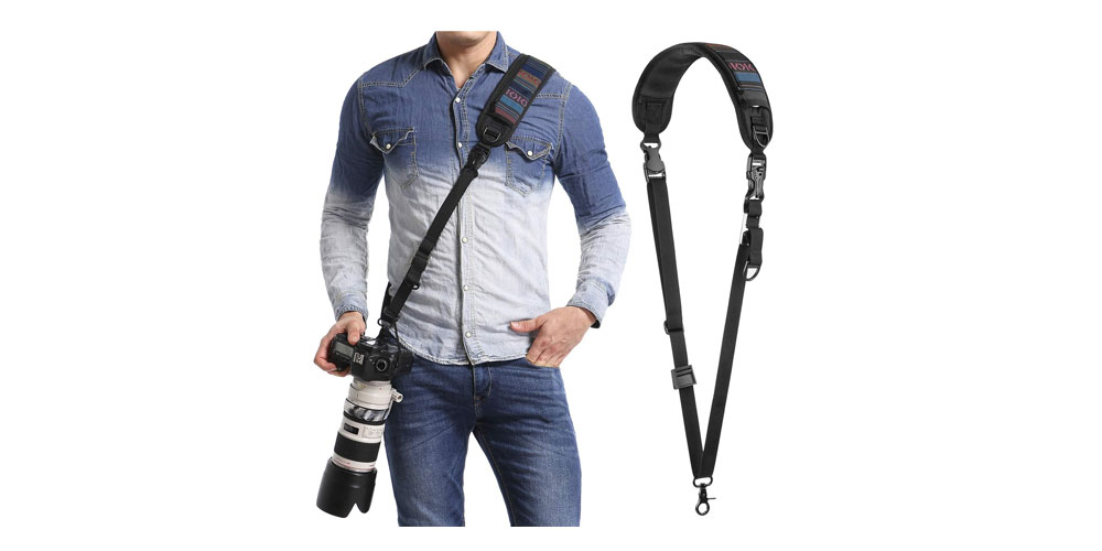 Waka Camera Shoulder Strap Image