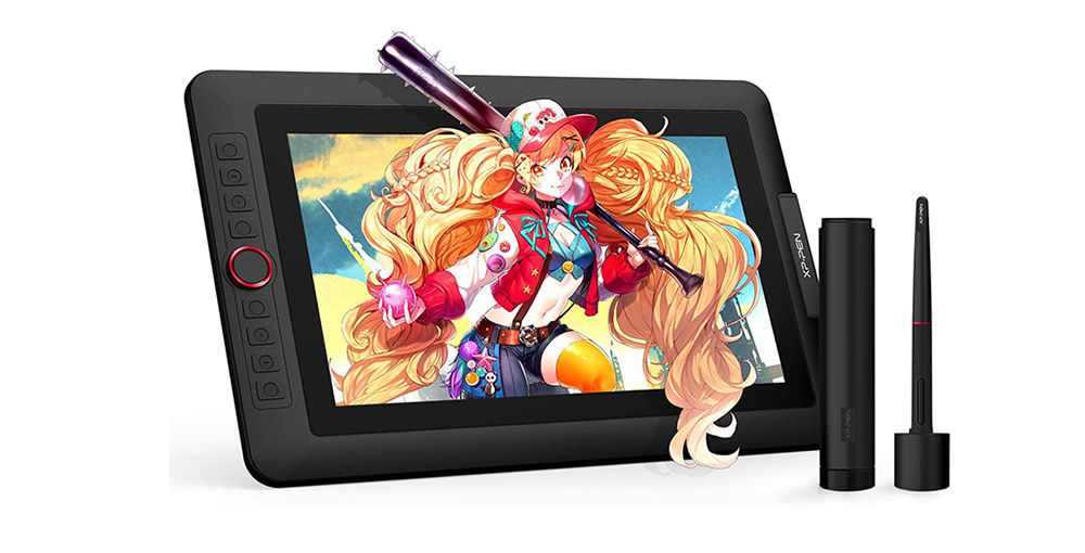 Cheap art graphics tablet: XP-Pen Artist 13.3 Pro