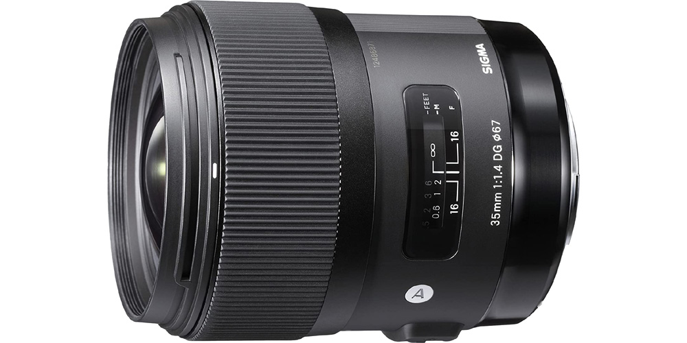 Sigma 35mm f/1.4 DG HSM Art Image