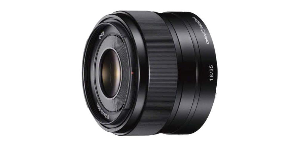 Sony E 35mm f/1.8 OSS Image
