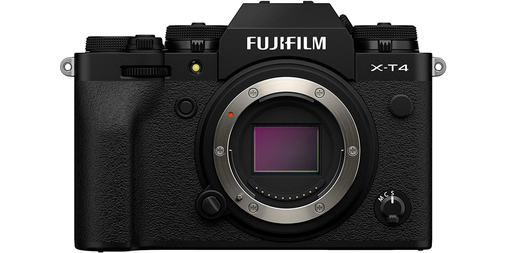 Fujifilm X-T4 Image