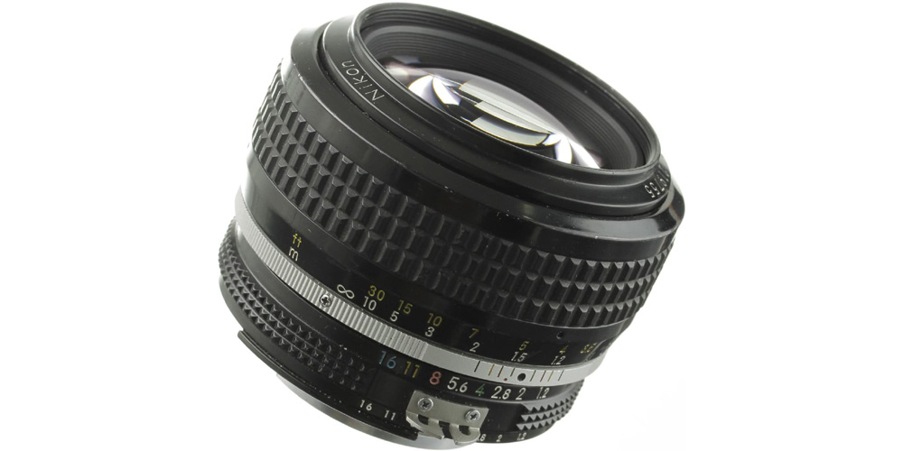 Nikon NIKKOR 50mm f/1.2 Image