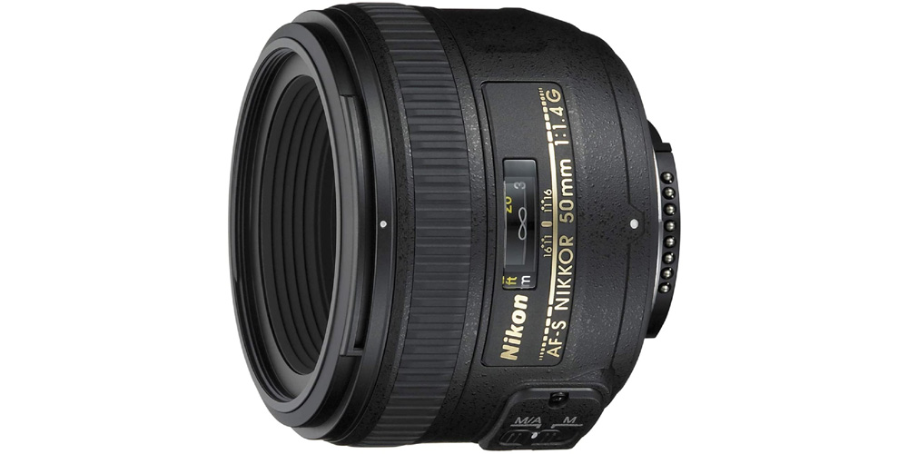 Nikon NIKKOR 50mm f/1.4G Image