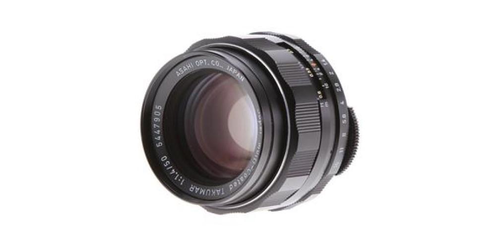Pentax Super Takumar 50mm f/1.4 Image