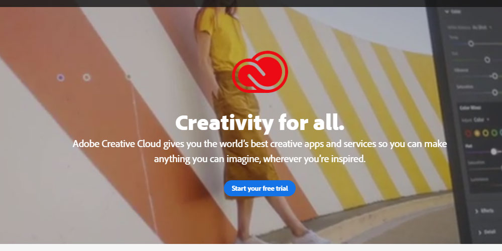 Adobe Creative Cloud Image