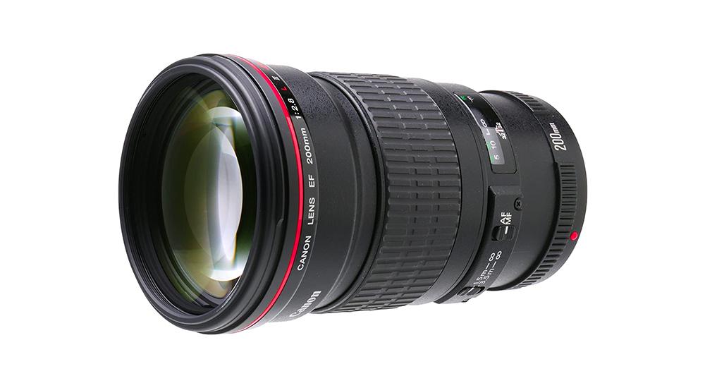 Canon EF 200mm f/2.8L II USM Image