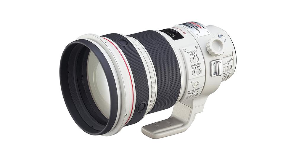 Canon EF 200mm f/2L IS USM Image