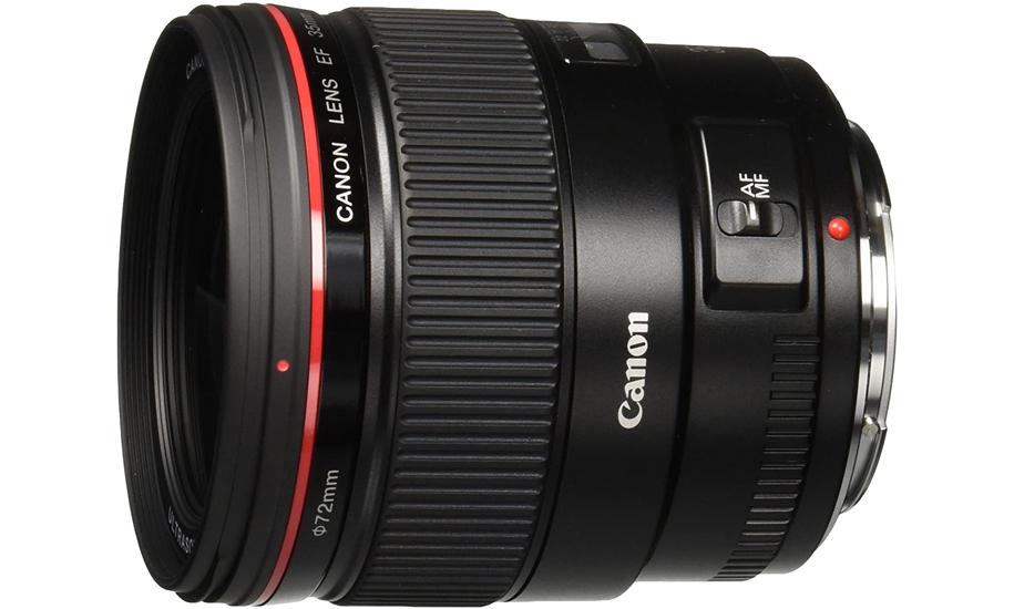 Canon EF 35mm f/1.4L II USM Image-1