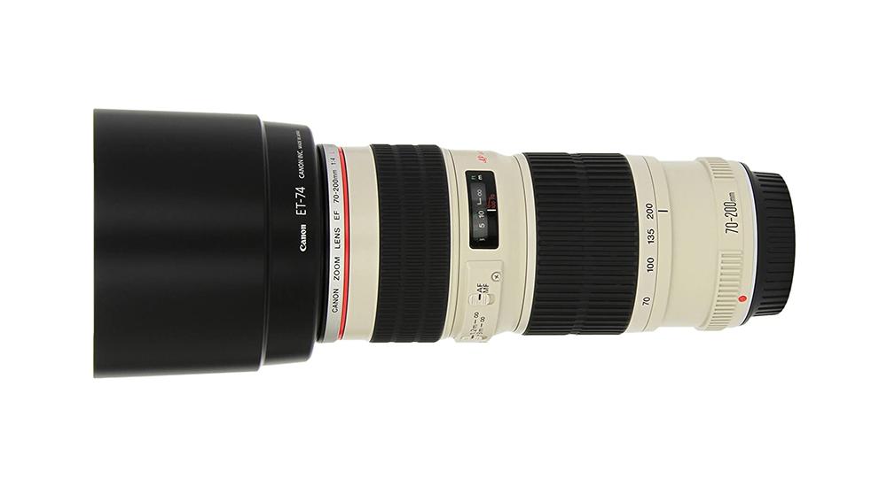 Canon EF 70-200mm f/4L USM Image