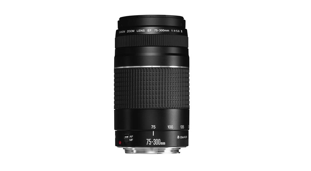 Canon EF 75-300mm f/4-5.6 III USM-1 Image