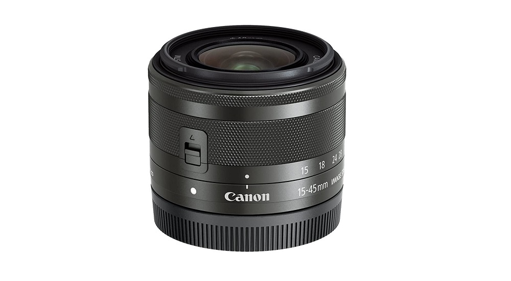 Canon EF-M 15-45mm f/3.5-6.3 IS STM Image 1