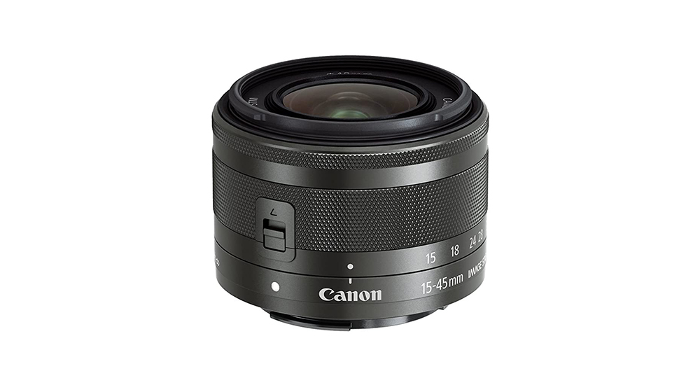 Canon EF-M 15-45mm f/3.5-6.3 IS STM Image