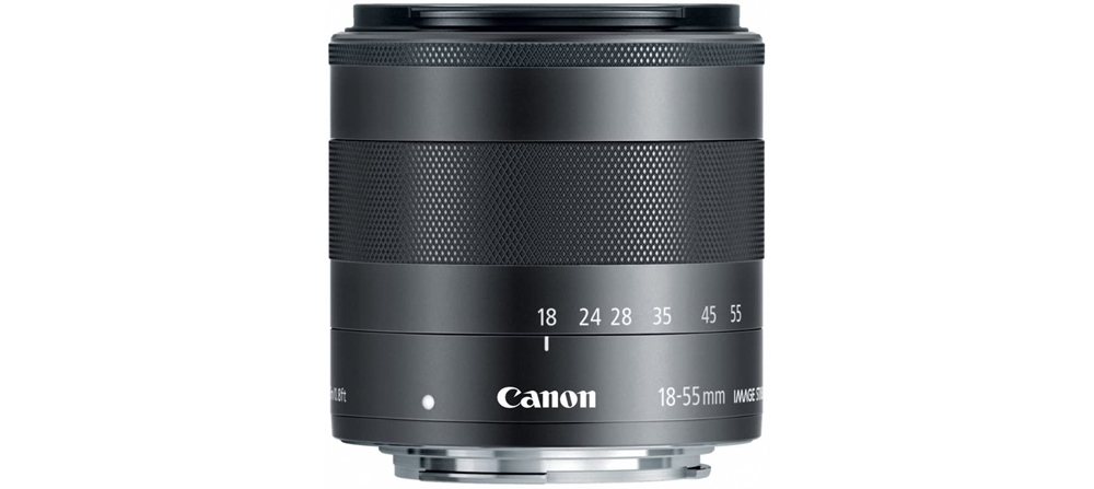 Canon EF-M 18-55mm f/3.5-5.6 IS STM Image 1